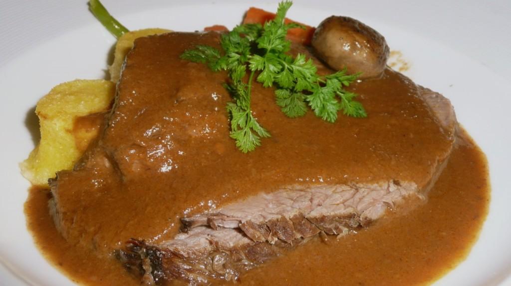 Veal Scaloppine With Mushroom Marsala Sauce Recipe — Dishmaps