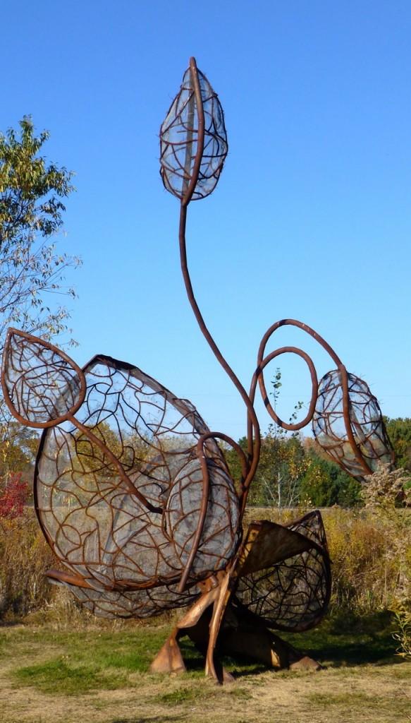 Franconia Sculpture Park Simply Norma