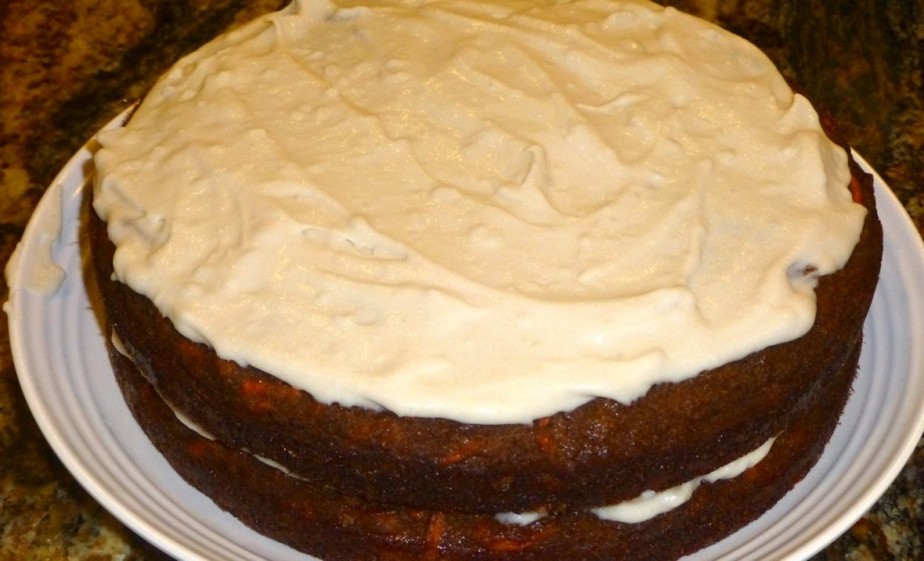 Paleo Carrot Cake | Simply Norma