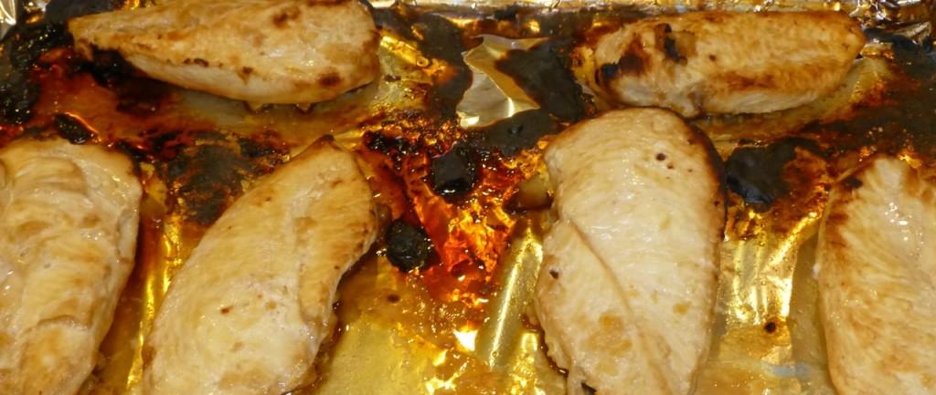 Pineapple Chicken Teriyak