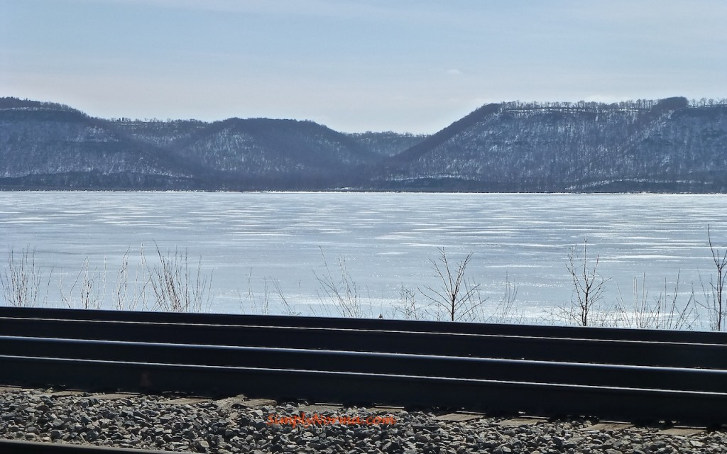 Mississippi River near Wabasha, MN