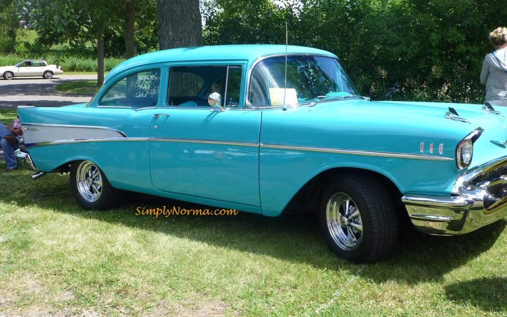 1957, Chevy BelAir