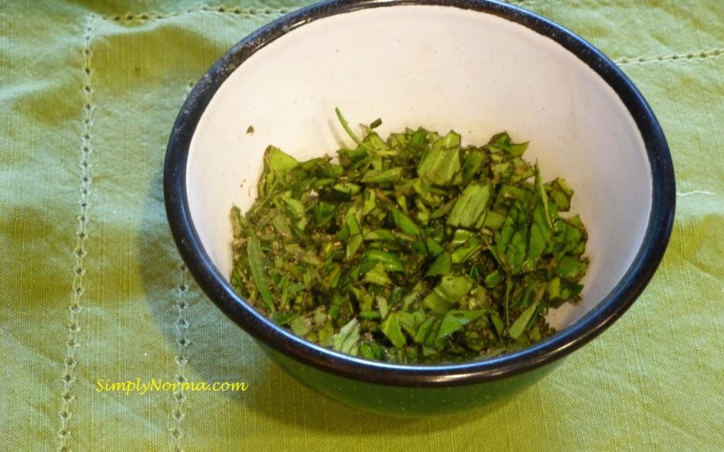 Prepare Herbs