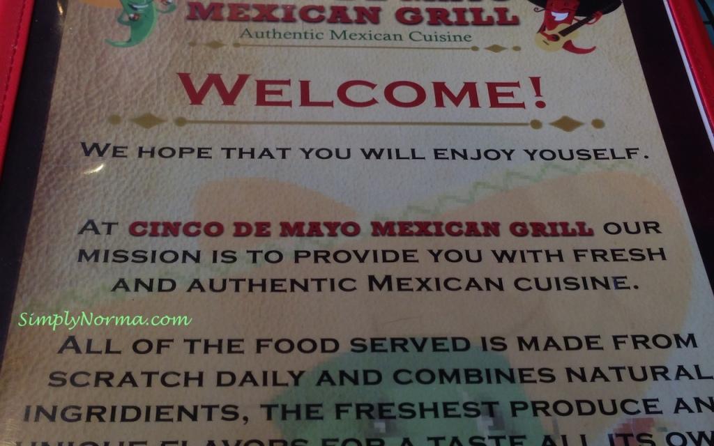 Cinco de Mayo Restaurant, Mauston, Wisconsin