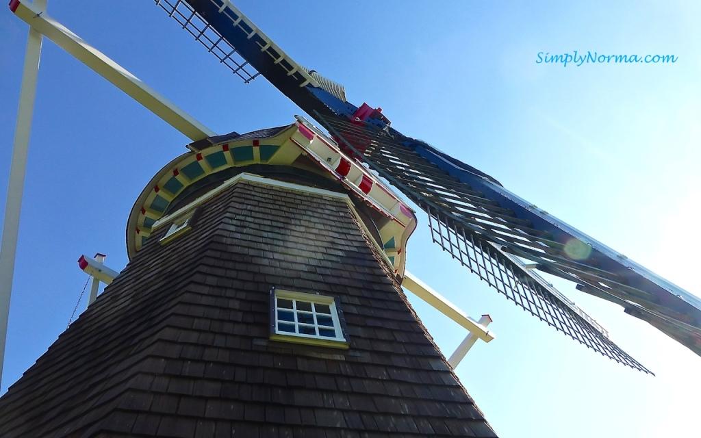 Windmill Island Gardens, Holland, Michigan
