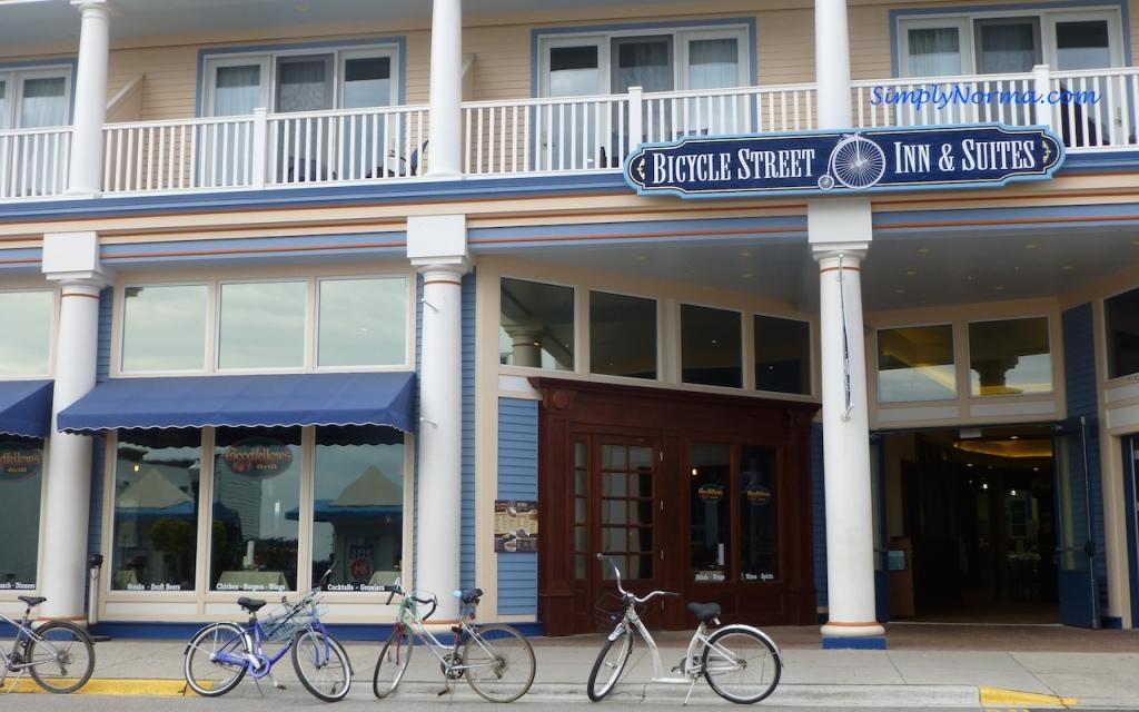 Bicycles, Mackinac Island, Michigan
