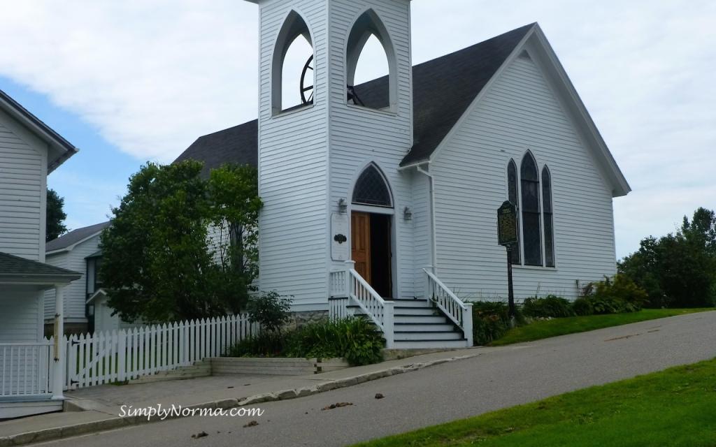 Trinity Episcopal Church, Mackinac Island, Michigan