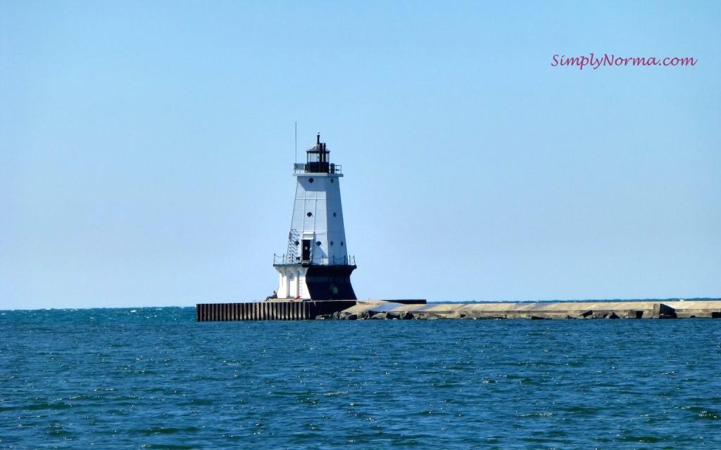 Ludington North Breakwater Lighthouse, Ludington, Michigan
