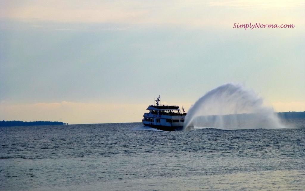 Star Line Ferry, Michigan