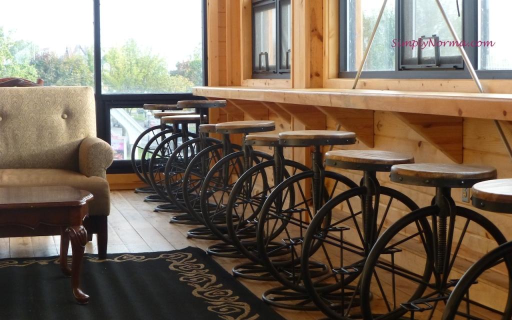 Starbucks, Mackinaw City, Michigan