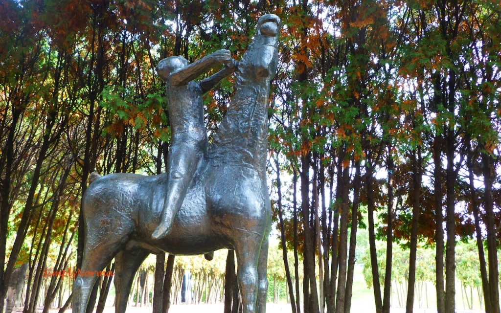 Cavaliere (Horseman), Marino Marini