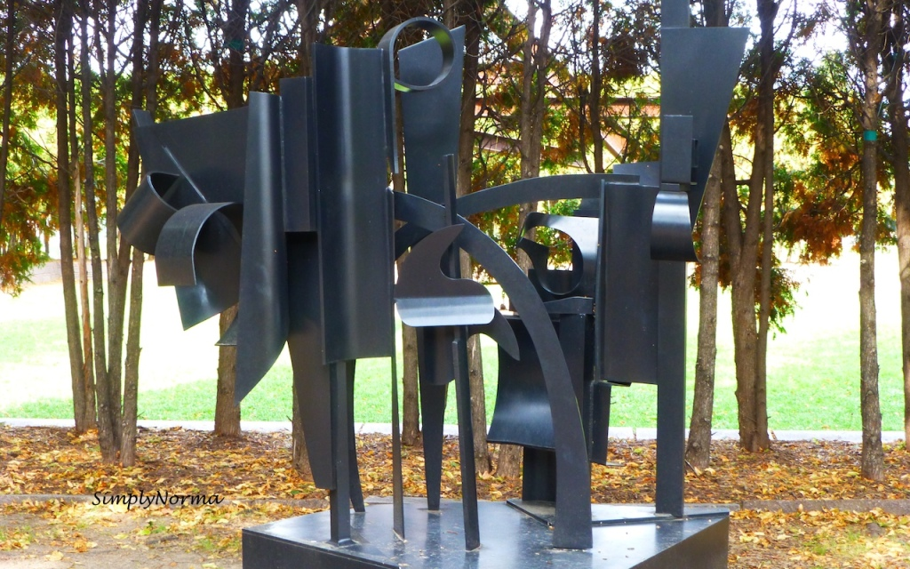 Dawn Tree, Louise Nevelson