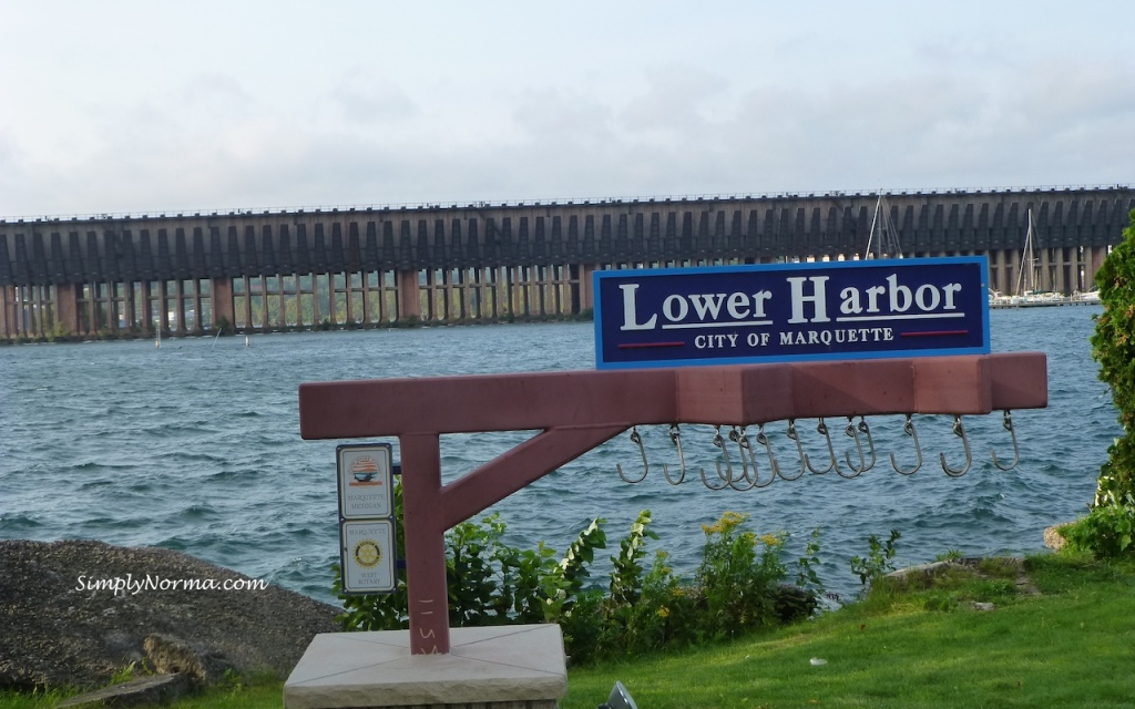 Lower Harbor, Marquette, Michigan