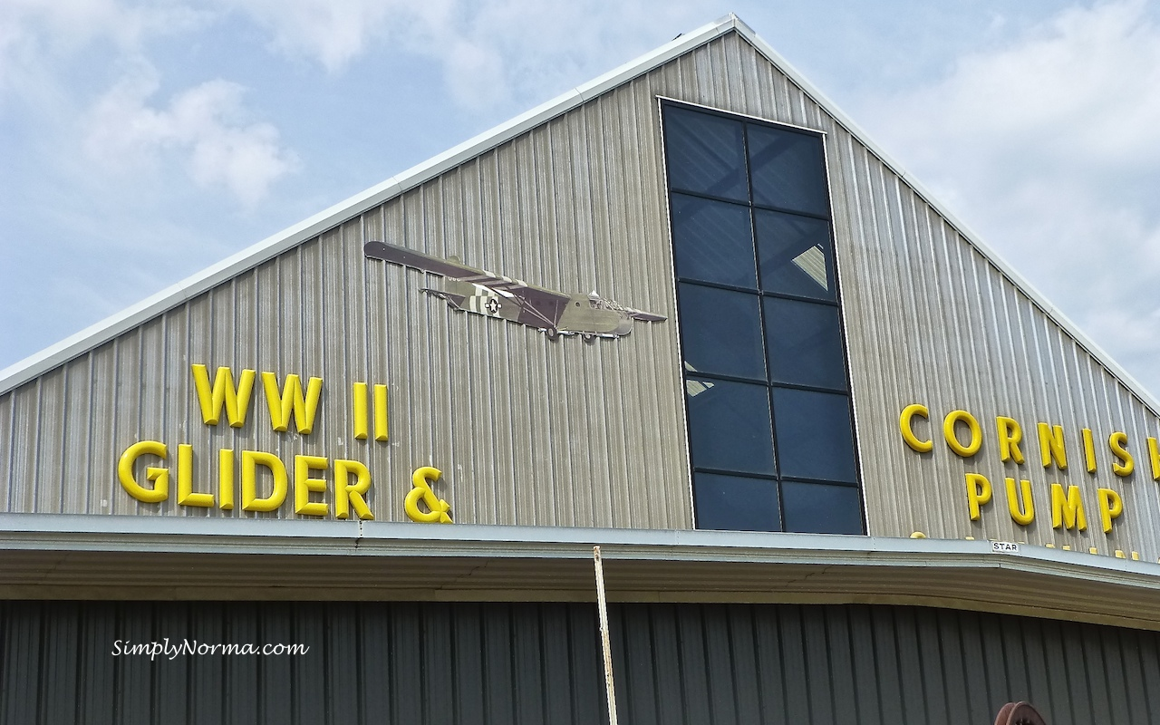 World War II Glider and Military Museum