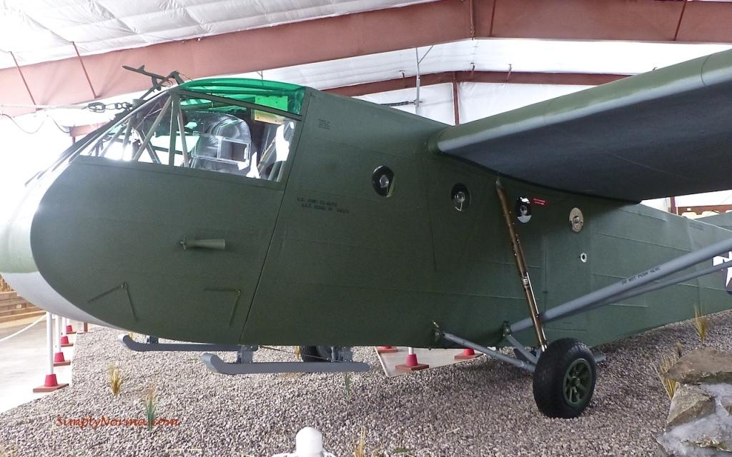 World War II CG 4A Glider
